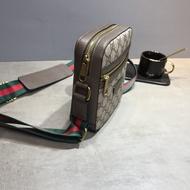 $爆款GUCCI 古馳流蘇相機包 soho disco頭層牛皮相機包 小方包 單肩斜挎側背包女包 真皮 大容量24626