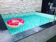住宿 包棟VILLA 獨立空間 專屬戲水池 可燒烤 KTV歡唱 停車場 恆春鎮, 台灣地區