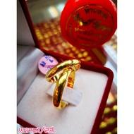 ราคาส่งพิเศษ!!! แหวนเกลี้ยงทองแท้ น้ำหนัก ครึ่งสลึง