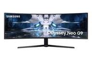[龍龍3C] 三星 Samsung 49吋 Odyssey Neo G9 曲面 240Hz 電競 液晶 螢幕 顯示器