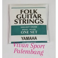 Yamaha Guitar Strap 1 Set / Yamaha Guitar Strings
