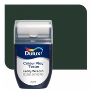 Dulux Colour Play Tester Leafy Wreath 01GG 07/070