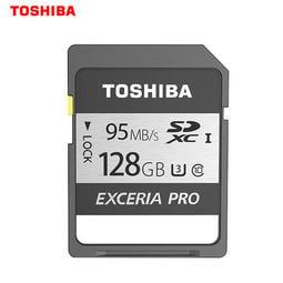 小牛蛙數位 東芝 TOSHIBA 公司貨 SDXC U3 N401 128g 95/75讀寫 公司貨 記憶卡 高速卡
