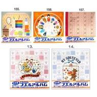 【5本免運+送美編貼紙x2】日本NCL卡通圓點素面綜合450元自黏相本相簿