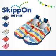 日本【Skippon】「ISEAL VU系列」兒童休閒機能鞋〈彩虹星星〉