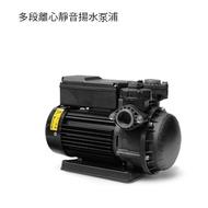 【川大泵浦】木川 KQ-725NX 木川馬達 (1HP) 靜音無聲抽水機 KQ725NX  不生鏽抽水機 (1)