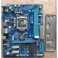GIGABYTE 技嘉科技 GA-H61M-DS2 主機板 MATX 1155