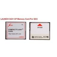 Original LAUNCH X431 CF Memory Card For GX3 X431 Master