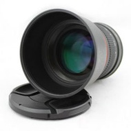 ROWA JAPAN 單眼相機專用鏡頭 85mm F1.8大光圈手動定焦鏡 For Canon