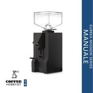 [LOCAL SG] Eureka Mignon Manuale Coffee Grinder / Espresso Grinder