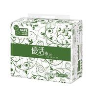 限時🔥免運🔥「代訂購」Livi 優活 抽取式衛生紙150抽x80包、100抽x100包