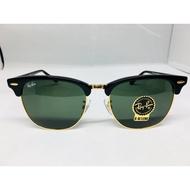 RAY BAN雷朋RB3016F W0365經典復古眉框太陽眼鏡*