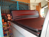 TOYOTA HILUX REVO TRITON RANGER T6 VIGO NP300 2015 DMAX 2013+ REAR BONNET SOFT LIP SOFTLIP CANVAS COVER LIPS 4x4