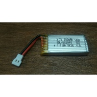 天母168   V911S 直升機升級電池  3.7V 300mah   (非3.7V 250MAH)