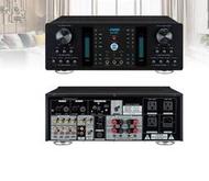 FNSD 華成數位迴音卡拉OK綜合擴大機 DB-8A (HR-2502)輸出功率 350W+350W
