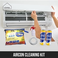 AIRCON CLEANER AIR CON CLEANING KIT Air Conditioner Cleaning Kit Tool DIY Servicing