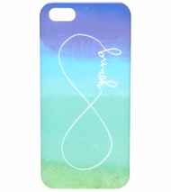 Mobile Phone Cover Blue Green