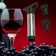 Senteniced Wine Bottle Saver Vacuum Wine Pump With 2 Stoppers Sealing Preserver