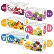 【盛香珍】Dr. Q蒟蒻果凍量販箱6KG系列(葡萄/荔枝/芒果/蜂蜜檸檬/檸檬鹽/百香果-6種口味每箱約300小包)