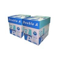 【Double A】A4 多功能影印紙(80磅x10包)