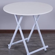 Household folding table multifunctional table for dinner. Folding table