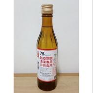 台酒75%酒精 防疫期間清潔專用非供食用(全新未開封)