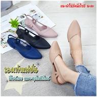 พร้อมส่ง!! รองเท้าคัชชู 👡รองเท้าผู้หญิง แบบสวม รองเท้ารัดส้น ญ รองเท้ายางแบบสวมผญ รองเท้าแฟชั่นญ รองเท้าเตะหญิง