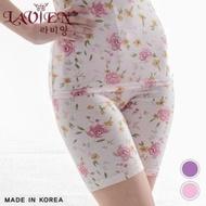 【LAVIEN 拉維恩】韓國製天絲棉碎花內褲 (4007) 超透氣 零著感 內搭 機能 舒壓 大尺碼 £夏綠蒂日貨