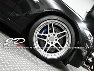 JD-MOTORS AP RACING BMW F10 9040六活塞全浮動380mm碟盤配置組 M5藍色客製上色