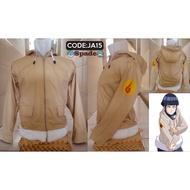 Naruto Hoodie Anime Naruto Hoodie Jacket (Spade)