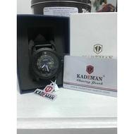 KADEMAN 手錶 皮錶帶