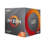 AMD  R5-3500X 3.6~4.1GH6核6緒(無內顯)7奈米