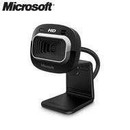 微軟Microsoft LifeCam HD-3000 網路攝影機 V2/720p HD 16:9寬螢幕視訊/ TrueColor 技術