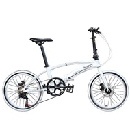 (SHIMANO PARTS) Hito X6 22/20 Inch Foldable Bicycle