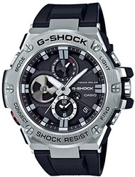(Casio) [Casio] CASIO watch G-SHOCK G Shock G-STEEL smartphone link model GST-B100-1AJF Men s-