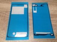 【3片入】SONY Z2 L50W D6503 螢幕膠條 背膠 電池蓋膠 螢幕框膠 防水膠 框膠