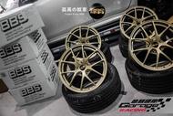 德朋國際 / ㊣ 日本原裝 BBS RI-A鍛造輕量化 MINI CooperS R60實裝照