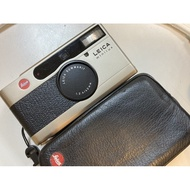 徠卡 LEICA minilux 40mm F2.4 定焦大光圈 AF相機