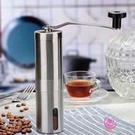เครื่องบดกาแฟมือหมุน ที่บดกาแฟพกพา ที่บดกาแฟแบบมือหมุน ทำจากสแตนเลส สะดวก สำหรับคอกาแฟ Coffee grinder ใช้ดี ส่งไว