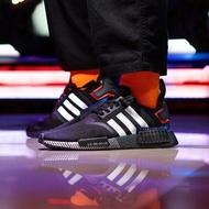 全新正版 Adidas Nmd R1 黑紅藍 白線條 日文 襪套 EF1734現貨