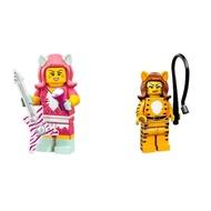 [BrickHouse] LEGO 樂高 71023 15號 71010 9號 2代虎女合售 全新未拆封