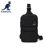 KANGOL 英國袋鼠 單肩包/單肩後背包/胸包 60553801