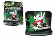 Johnny lightning cars 1/64 Green ghost Ghostbusters Slimer ECTO-1A 2019K1240