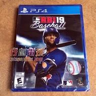 【精品收藏】現貨 全新PS4游戲 RBI棒球19 棒球2019 美版英文