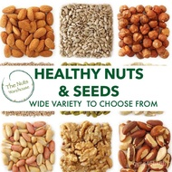 SpotProtein Nuts & Seed,  Highly Nutritious! Choose from 20 types! pCxn