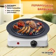 Yk Design Bbq Grill Pan / Grill Plate / Bbq Grill Pan Yk-818
