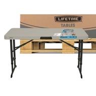 Lifetime 4 呎折疊桌 80370 19入 W119706