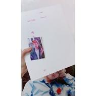 BTS防彈少年團 專輯 空專 回憶錄 花樣年華 WING