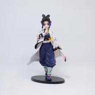14Cm อะนิเมะญี่ปุ่นใบมีดปีศาจทำลาย Kochou Shinobu พีวีซี Action Figure Collection