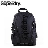 [SUPERDRY BACKPACK] 100% Authentic Waterproof Heavy Duty Multi-function 17inch Laptop Backpack